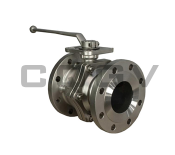 Flange Floating ball valve
