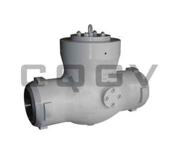 Self-sealing check valve